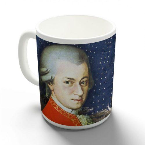 Mozart bögre