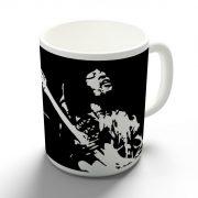 Jimi Hendrix bögre