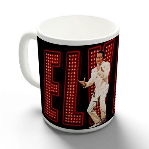 Elvis Presley bögre