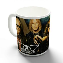 Aerosmith bögre