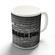 Green Day bögre