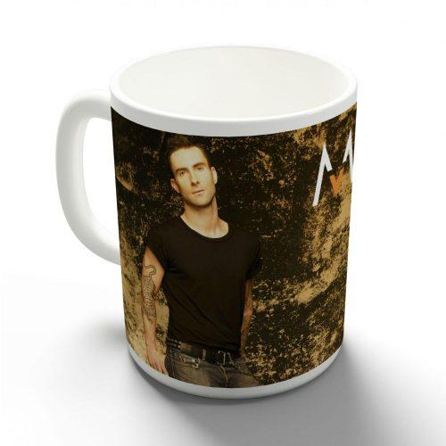 Adam Levine/Maroon 5 bögre