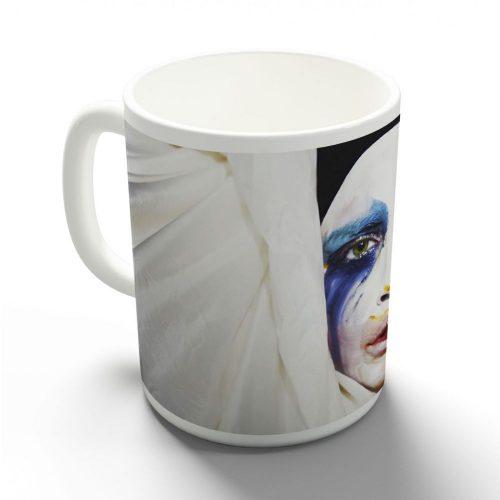 Lady Gaga bögre