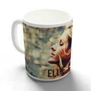 Ellie Goulding bögre