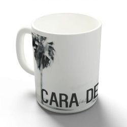 Clara Delevigne bögre
