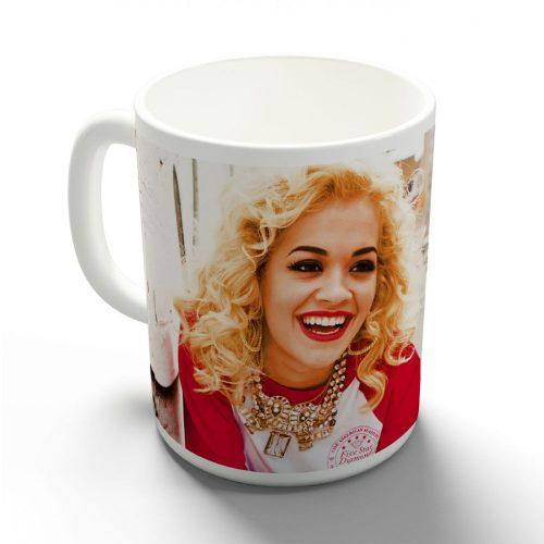 Rita Ora bögre