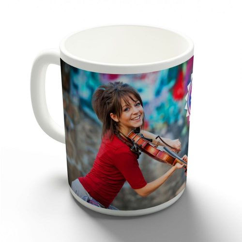 Lindsey Stirling bögre