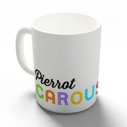Pierrot - Carousel bögre