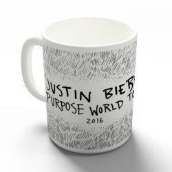 Justin Bieber bögre