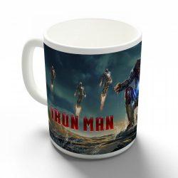 Iron Man 3 - Vasember 3 bögre