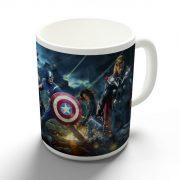 Avengers - A bosszú angyalai bögre