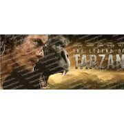 Tarzan legendája bögre