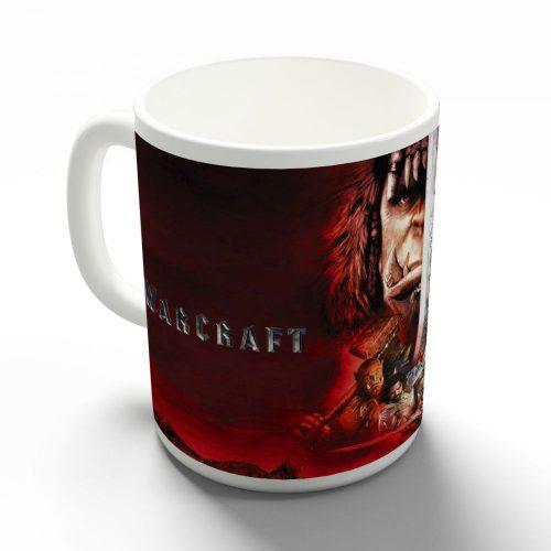 Warcraft: A kezdetek bögre