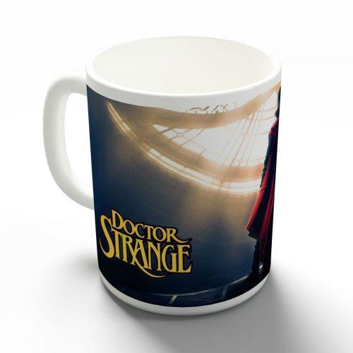 Doctor Strange bögre
