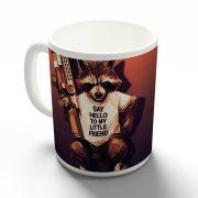 A Galaxis Őrzői 2 - Rocket Raccoon - Mordály bögre