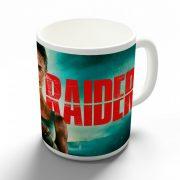 Tomb Raider bögre