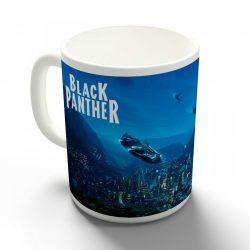 Fekete Párduc - Black Panther bögre