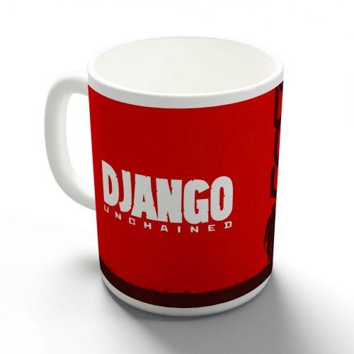 Django elszabadul bögre