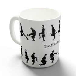 Monty Python hülye járások bögre