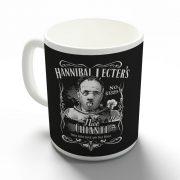 Hannibal Lecter bögre