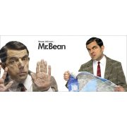 Mr. Bean - térképes bögre
