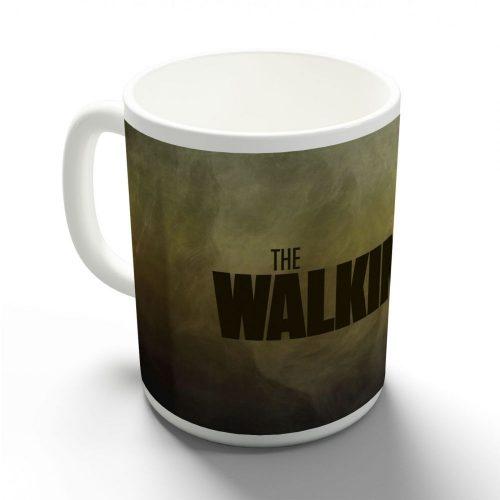 Walking Dead bögre
