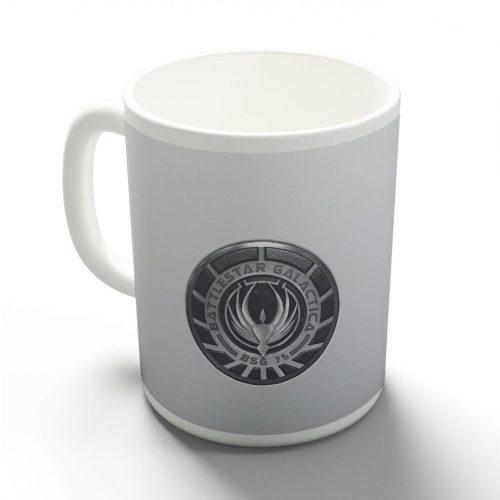Battlestar Galactica bögre