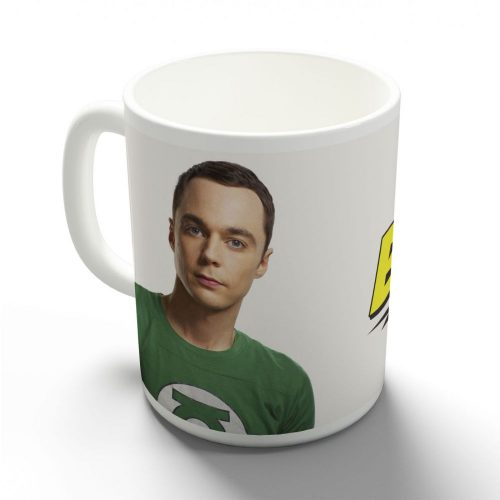 Agymenők - Big Bang Theory - Bazinga! bögre