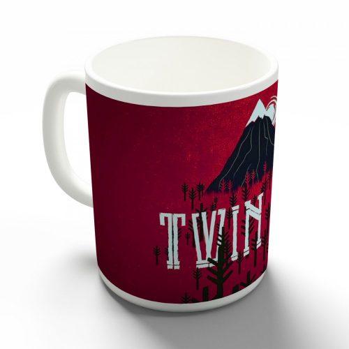 Twin Peaks bögre
