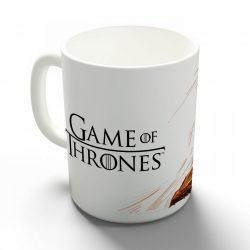 Game of Thrones Daenerys Targaryen bögre