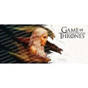 Game of Thrones Daenerys Targaryen bögre