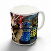 Doctor Who (Ki vagy doki?) bögre