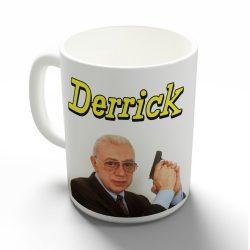 Derrick bögre