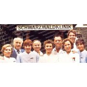 A Klinika (Die Schwarzwaldklinik) bögre