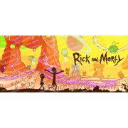 Rick and Morty bögre