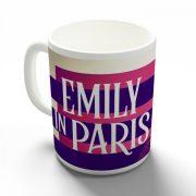 Emily Párizsban bögre