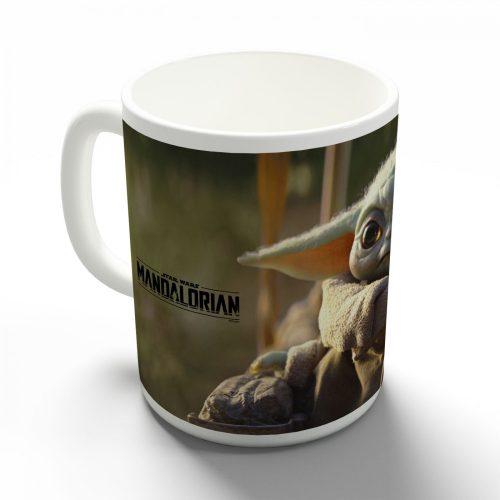 Mandalorian Baby Yoda bögre