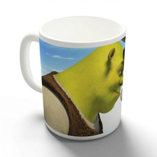 Shrek bögre