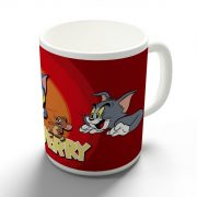 Tom és Jerry bögre