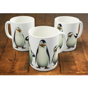 Madagaszkár pingvinjei bögre