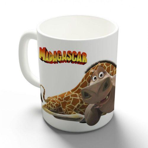 Madagaszkár bögre