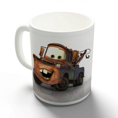 Verdák - Cars bögre