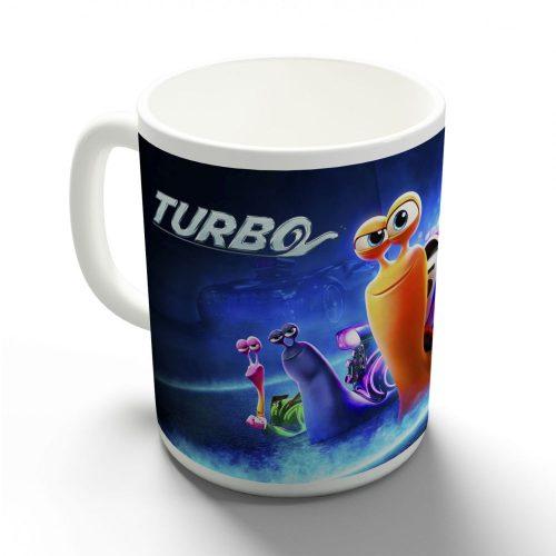 Turbo bögre