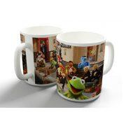 Muppet show bögre