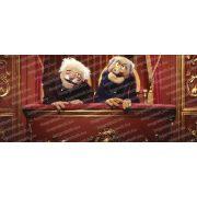 Muppet show - Statler és Waldorf bögre