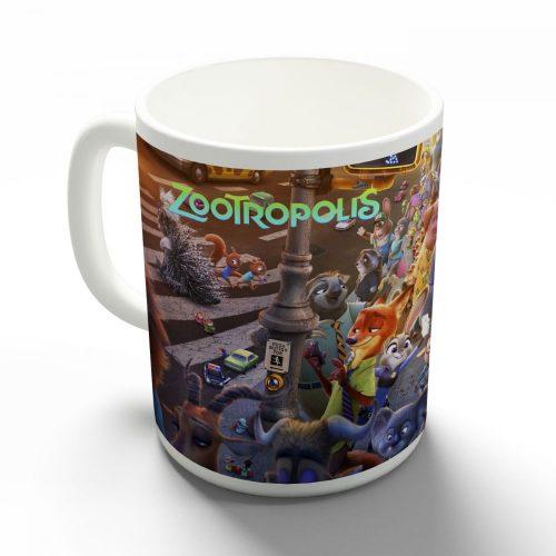 Zootropolis – Állati nagy balhé bögre