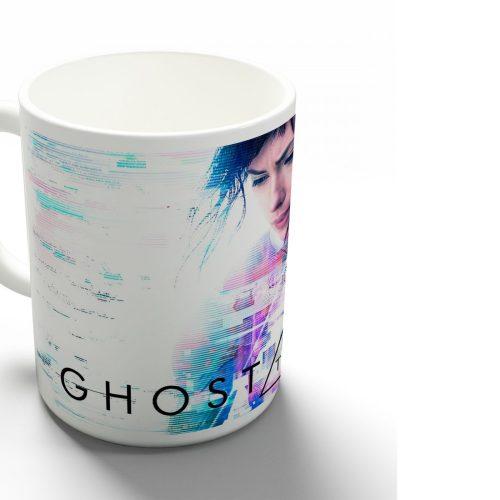 Ghost in the Shell - Páncélba zárt szellem bögre