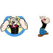 Popeye bögre