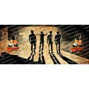 Mechanikus Narancs - Clockwork Orange bögre