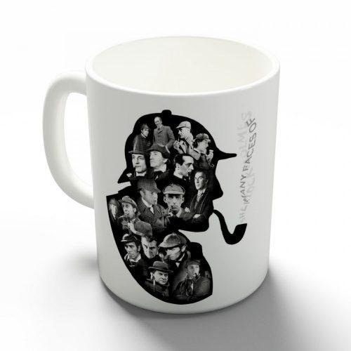 Sherlock Holmes bögre